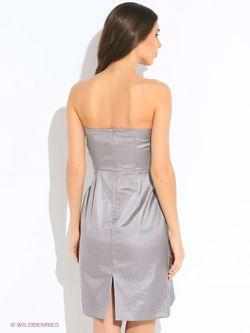 Платья Oodji                                                                                                              серый цвет