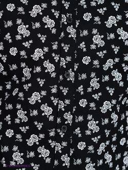 Сорочки Oodji                                                                                                              черный цвет