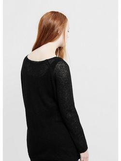 Джемперы Violeta by Mango                                                                                                              чёрный цвет