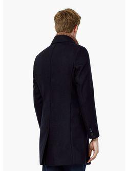 Пальто Mango Man                                                                                                              синий цвет