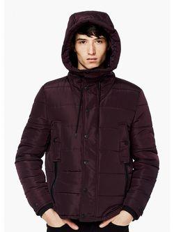 Куртки Mango Man                                                                                                              фиолетовый цвет