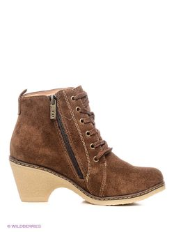 Ботинки Francesco Donni                                                                                                              коричневый цвет