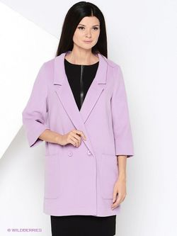 Пальто RUXARA                                                                                                              розовый цвет