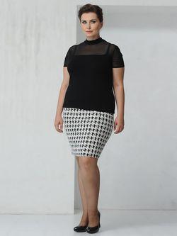 Юбки LINA                                                                                                              черный цвет