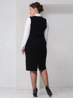 Сарафаны LINA                                                                                                              черный цвет