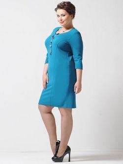 Платья LINA                                                                                                              Бирюзовый цвет