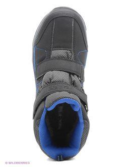 Ботинки Зебра                                                                                                              чёрный цвет
