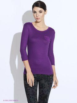 Лонгслив BuyMe                                                                                                              фиолетовый цвет