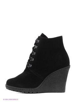 Ботинки Riconte                                                                                                              чёрный цвет