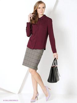 Блузки Femme                                                                                                              красный цвет