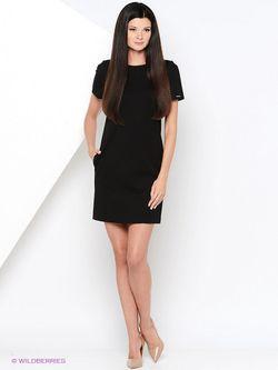 Платья Femme                                                                                                              черный цвет