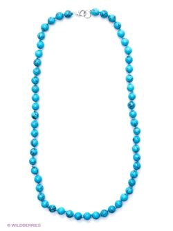 Колье Art Silver                                                                                                              голубой цвет
