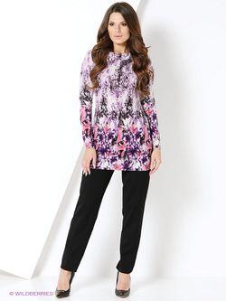 Блузки Magnolica                                                                                                              фиолетовый цвет
