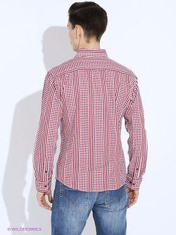 Рубашки Mavango                                                                                                              красный цвет