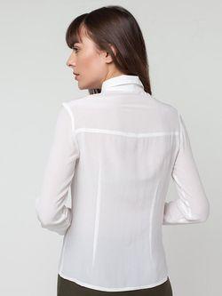 Блузки RAMIRES                                                                                                              белый цвет