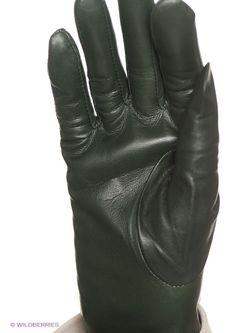 Перчатки Piero                                                                                                              зелёный цвет