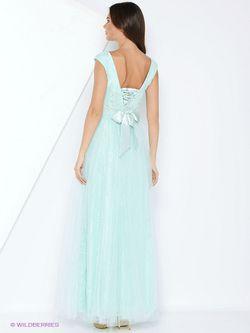 Платья Vip Style                                                                                                              зелёный цвет