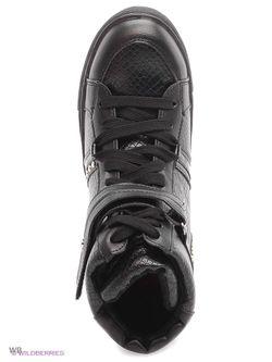 Кеды Dino Ricci                                                                                                              чёрный цвет