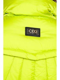 Пуховики Odri                                                                                                              желтый цвет