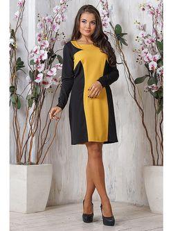 Платья LIORA                                                                                                              желтый цвет