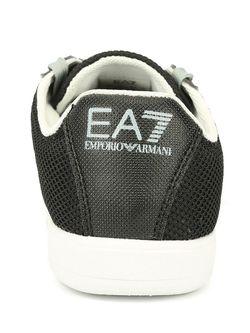 Кеды EA7                                                                                                              чёрный цвет