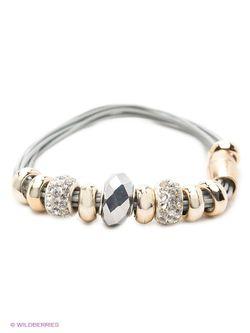 Браслеты Royal Diamond                                                                                                              серый цвет
