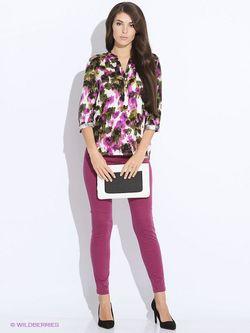 Блузки TOM TAILOR                                                                                                              розовый цвет
