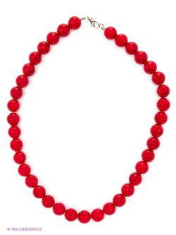 Колье Vittorio richi                                                                                                              красный цвет