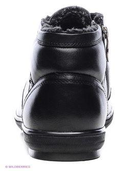 Ботинки Dino Ricci                                                                                                              черный цвет