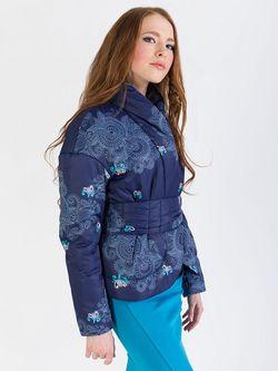 Куртки Анна Чапман                                                                                                              синий цвет