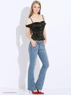 Блузки Oodji                                                                                                              черный цвет