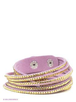 Браслеты Milana Style                                                                                                              фиолетовый цвет