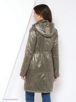 Пальто YUVITA                                                                                                              зелёный цвет