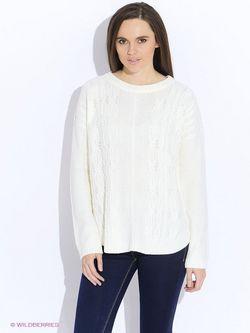 Джемперы Incity                                                                                                              белый цвет