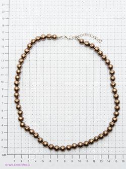 Колье Royal Diamond                                                                                                              коричневый цвет