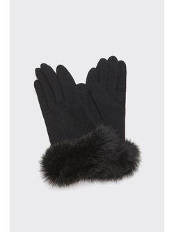 Перчатки Concept Club                                                                                                              черный цвет