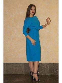 Платья Lautus                                                                                                              Бирюзовый цвет