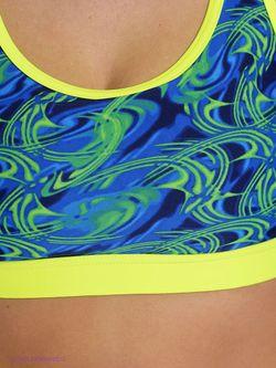 Слитные Купальники Sport Vision                                                                                                              синий цвет