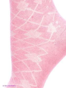 Носки Burlesco                                                                                                              розовый цвет