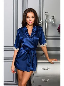 Халаты Mia Mia                                                                                                              синий цвет