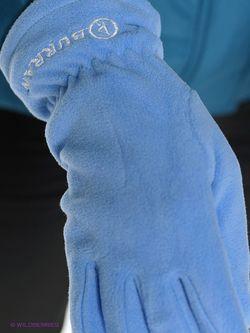 Перчатки BURRAN                                                                                                              голубой цвет
