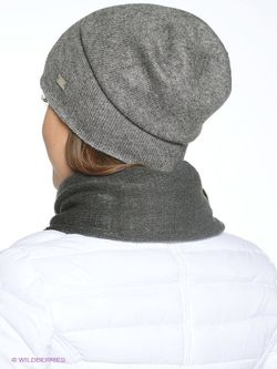 Шапки Calvin Klein                                                                                                              серый цвет
