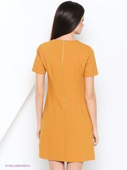 Платья ADL                                                                                                              Горчичный цвет