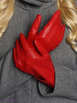 Перчатки Fabretti                                                                                                              красный цвет