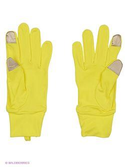 Перчатки Puma                                                                                                              желтый цвет