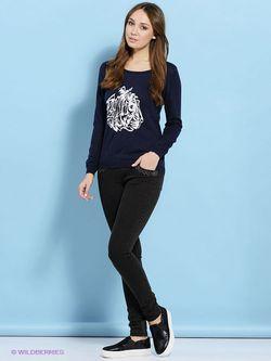 Пуловеры Mystic                                                                                                              синий цвет