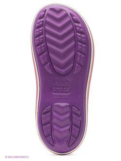 Резиновые Сапоги Crocs                                                                                                              фиолетовый цвет