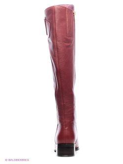 Ботфорты Evita                                                                                                              красный цвет