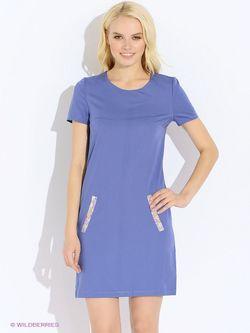 Платья Sarafan                                                                                                              синий цвет