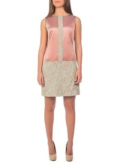 Платья Sarafan                                                                                                              розовый цвет
